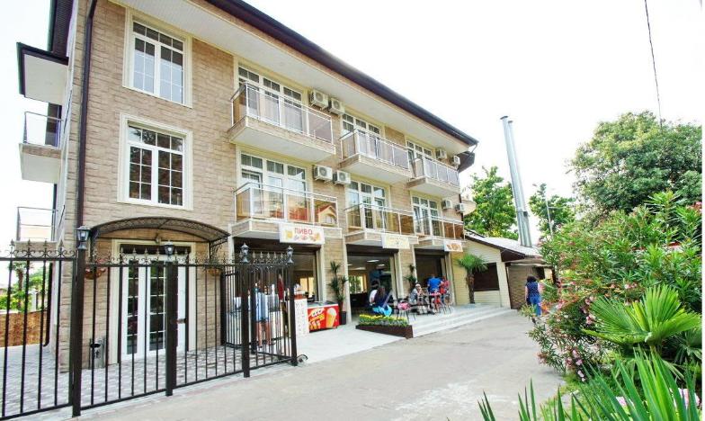 Гостиный дом «Кружева»