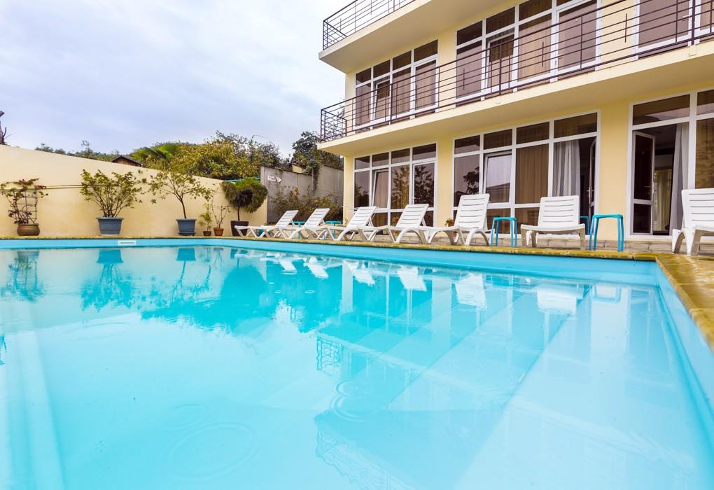 Частная гостиница «Пальмира»