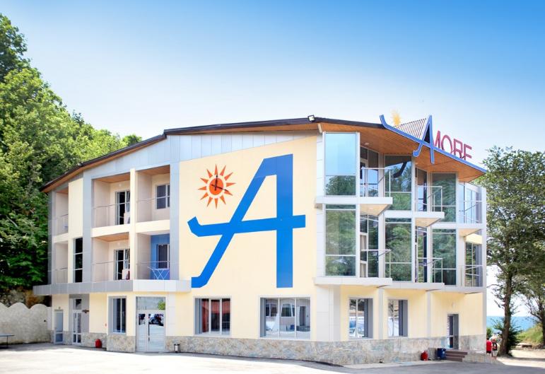Гостиничный-оздоровительный комплекс «A-more Resort»