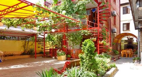 Мини-гостиница «Золотой Гребешок»