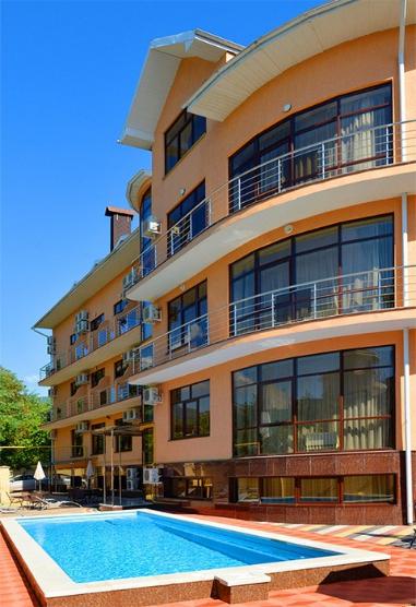 Гостиница «Олимпия-Лазаревское»